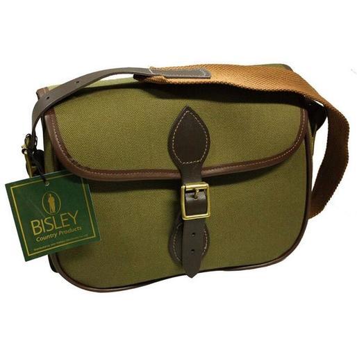 Bisley canvas cartridge bag - 75