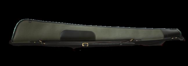 Canvas shotgun slip - with zip