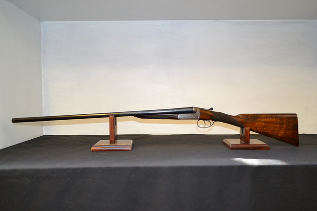 Charles Ingram 16 Bore